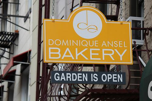 クッキーショットで有名なドミニク・アンセル・ベーカリーが表参道に上陸