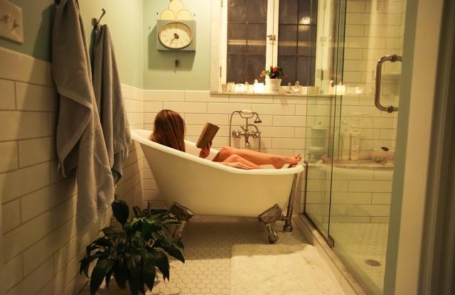 お風呂も最大限に活用しましょう