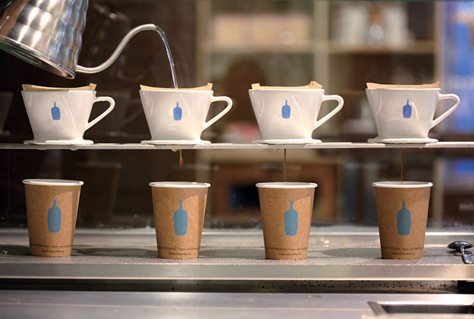 『Blue Bottle Coffee(ブルーボトルコーヒー)』(清澄白河、青山)