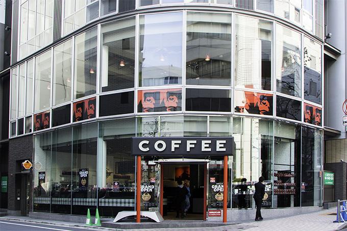 ゴリラコーヒー(東京・渋谷)エッグスラット