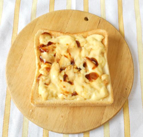 プリントーストの作り方