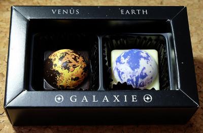 FOUCHER(フーシェ)の惑星チョコレート
