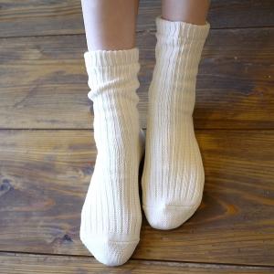 シルク素材の靴下がおすすめ