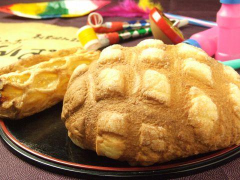 花月堂(浅草)メロンパン