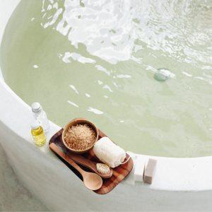 アロエ風呂