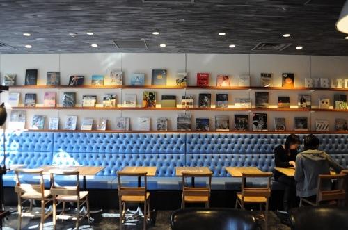 cafe&books bibliotheque(カフェ&ブックス ビブリオテーク)