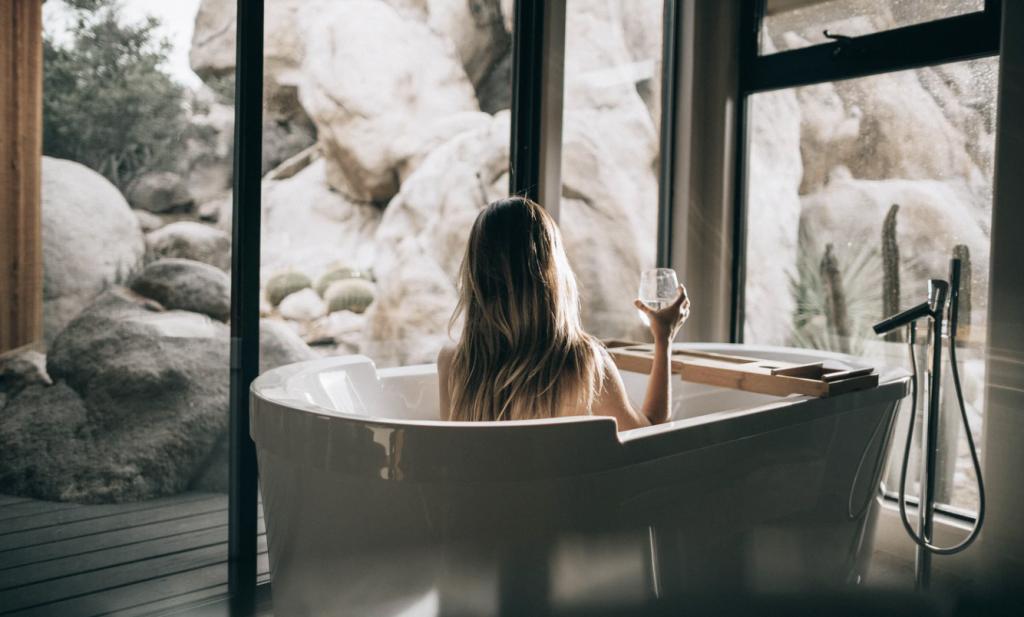 寝るどのくらい前に入浴するのがベスト?