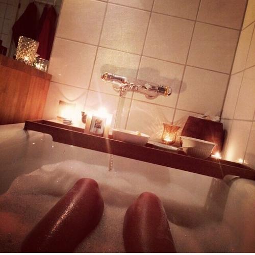日本酒風呂で長澤まさみさんのような美脚に♡