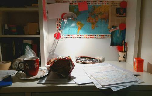 試験前日の夜に食べたいもの・避けたいもの