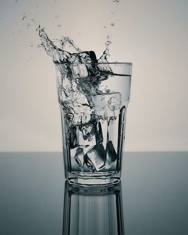 体内の水分量の変化