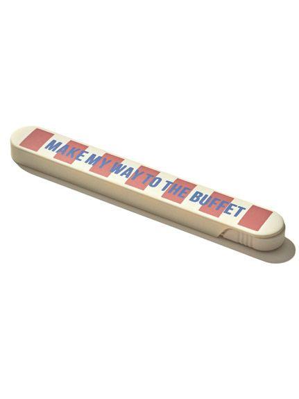 ランチボックスとお揃いのデザインのお箸ケース