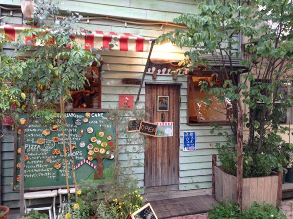 高円寺にはおしゃれなカフェがたくさん