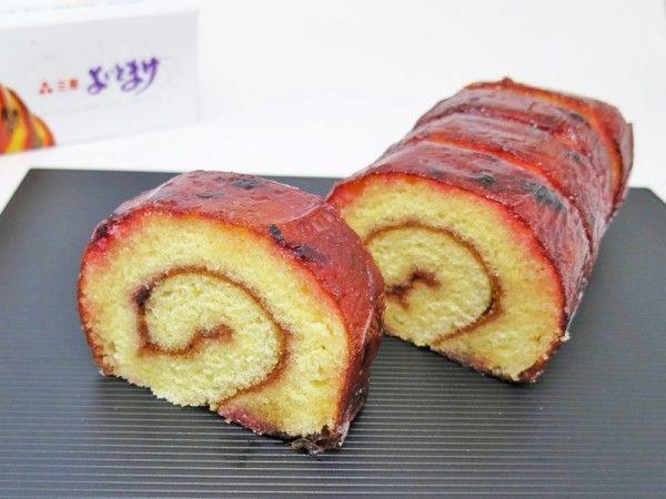 日本一食べにくいお菓子?『よいとまけ』