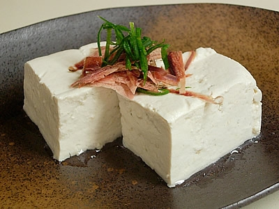 腹持ちのいい食材④ 豆腐