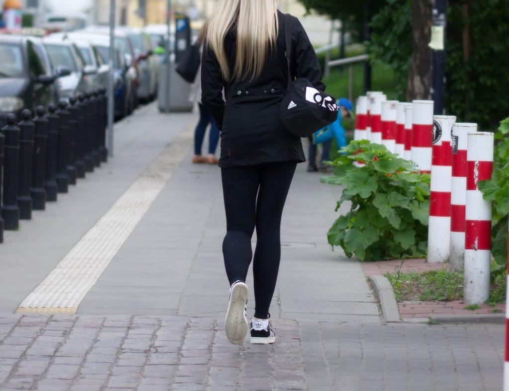 間違った歩き方をするとどうなる?