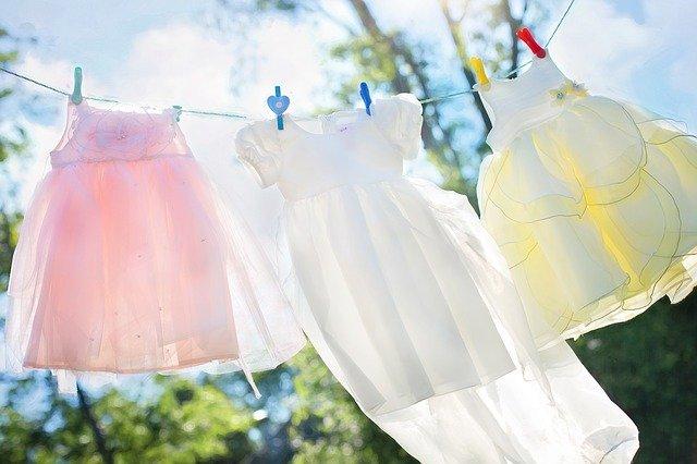 洗濯物を早く乾かしたい
