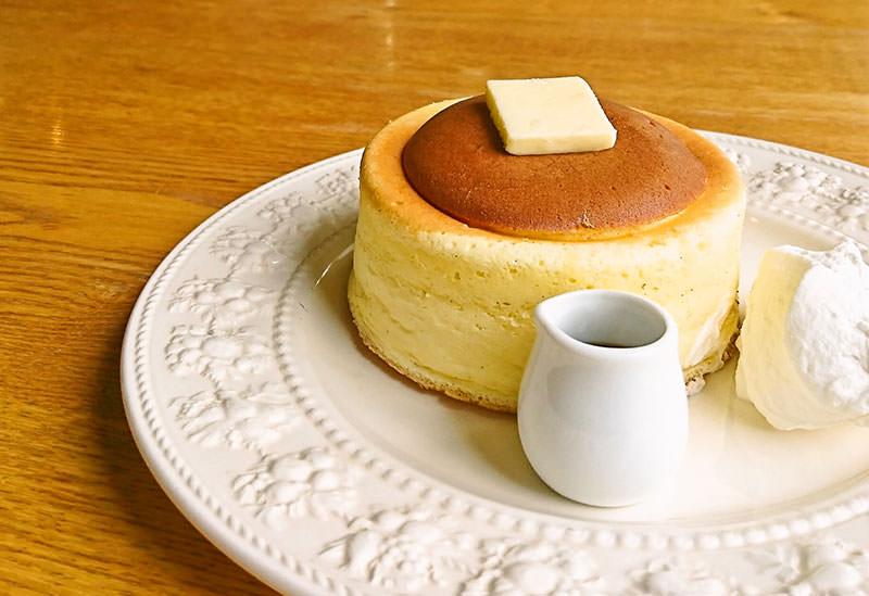 大人気のホットケーキを紹介します