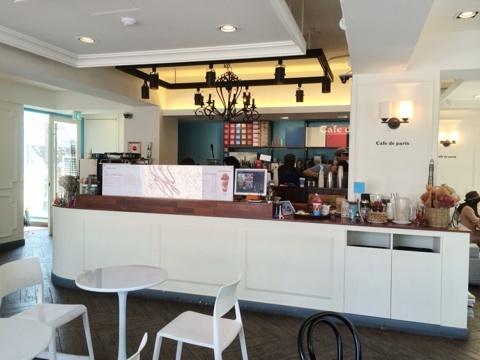 大人気の『ボンボン』ですが、「Cafe de parisカロスキル店」