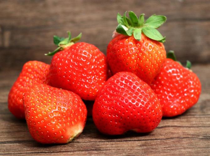 イチゴ×マシュマロの組み合わせが美味しい