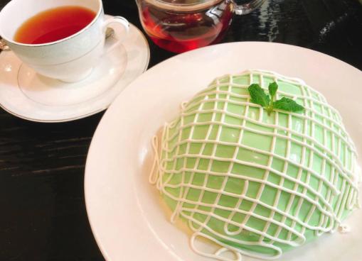 「メロンパンケーキ」が話題!