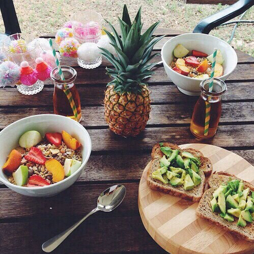 朝食におすすめです