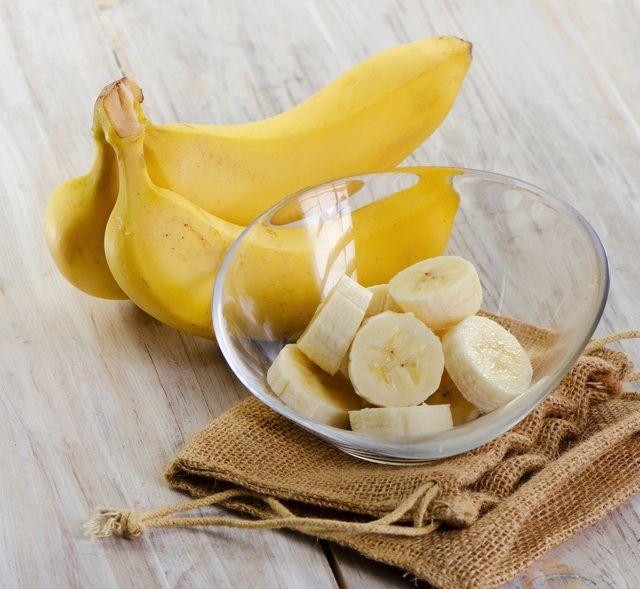 バナナには女性に嬉しい効果が!