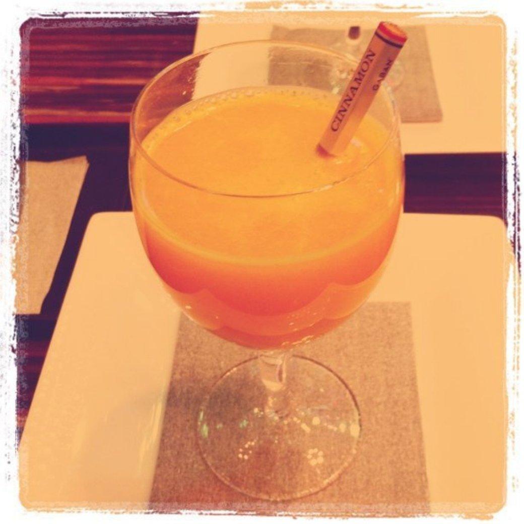 ホットオレンジ