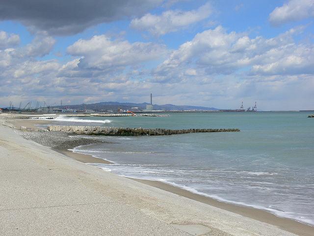 【茨城県】大洗海岸