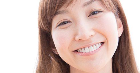 笑顔を可愛く♡