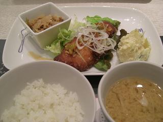 「揚げ鶏のねぎソース」