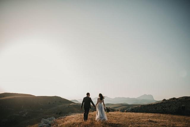 出会って13年、念願の結婚