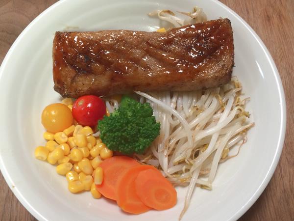 高カロリーな生姜焼きを、ヘルシーに食べたい