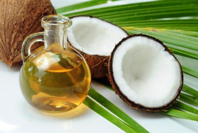 ココナッツオイルの効果もおさらい