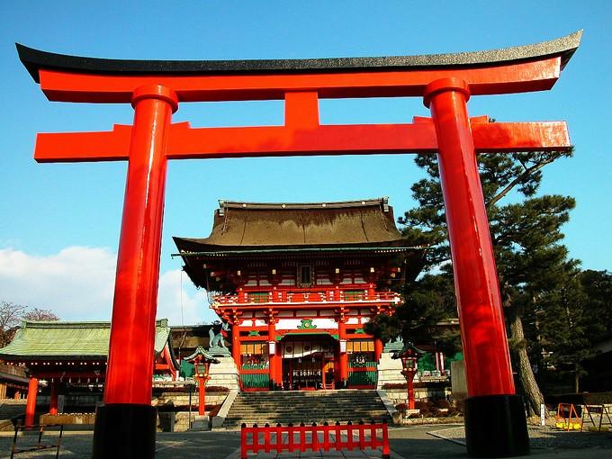 伏見稲荷大社《京都》