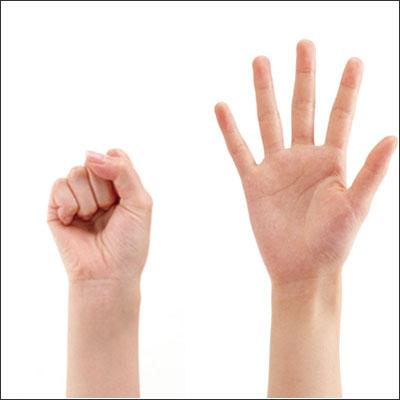 ・指の運動