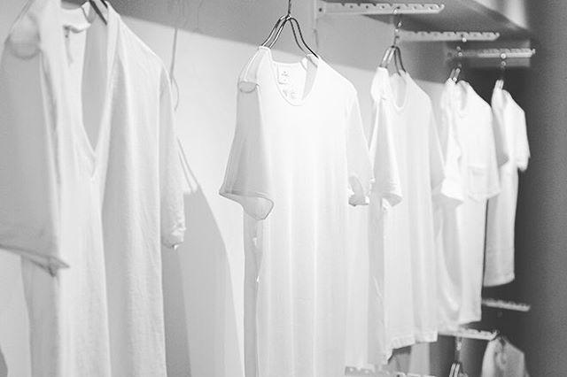 白Tシャツ洗濯時の三原則
