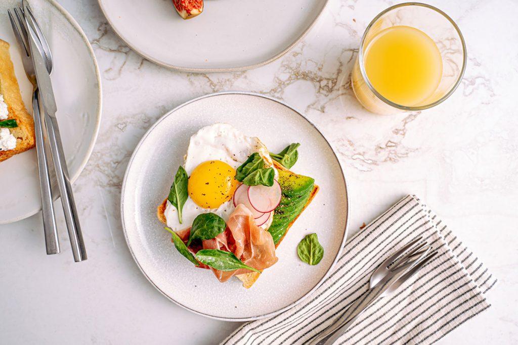 きちんと朝ご飯を食べていますか?